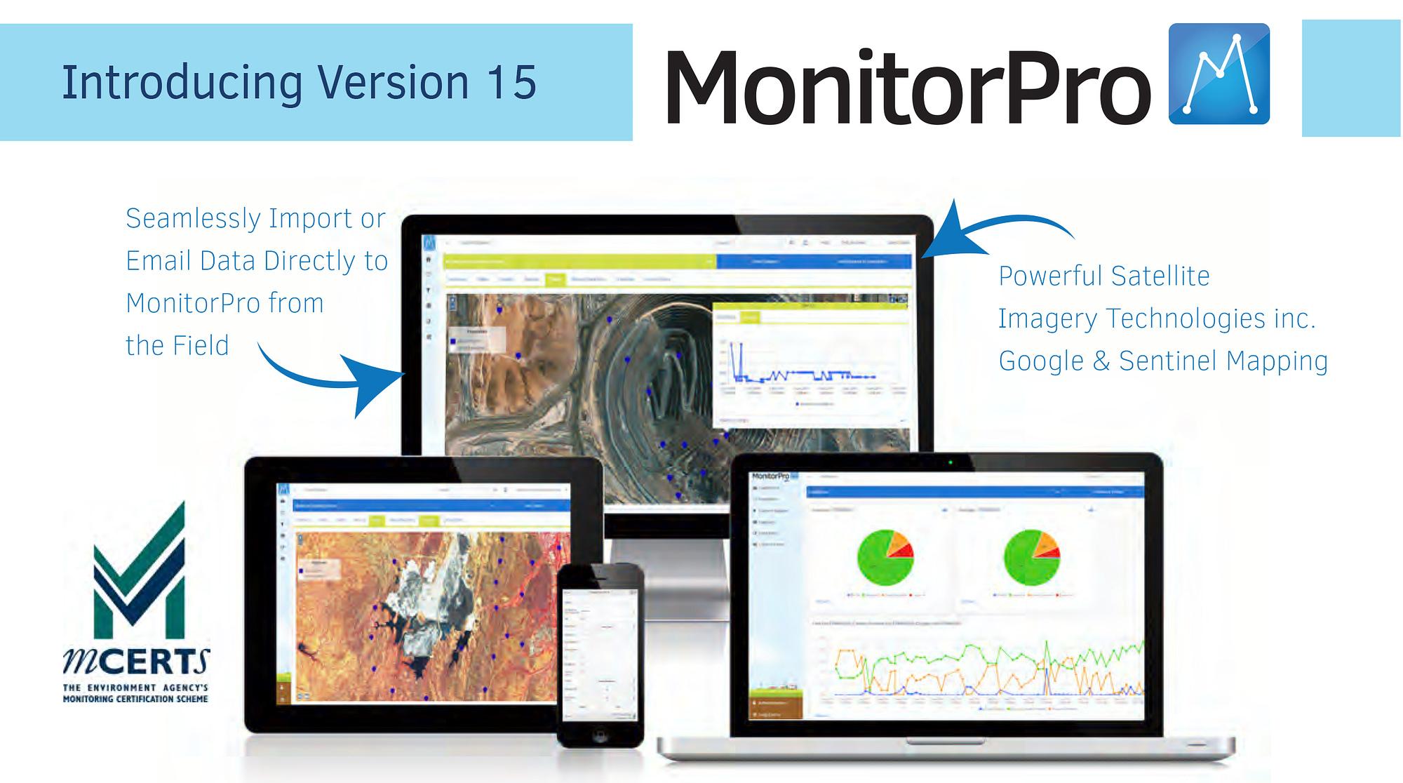 MonitorPro Version 15