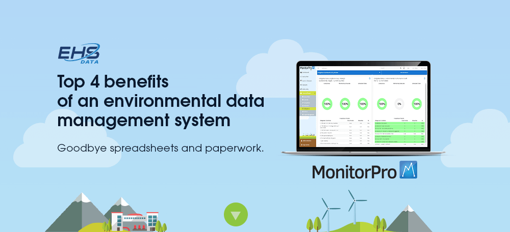 Benefits of an Environmental Data Management System
