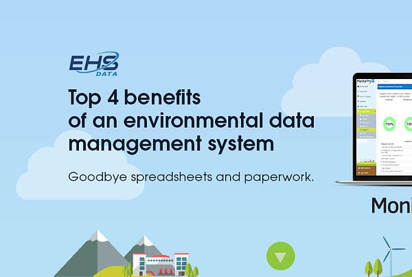 Benefits of an Environmental Data Management System